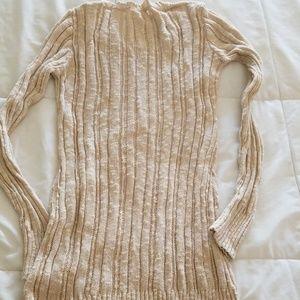 Motherhood Maternity Sweaters - Oatmeal maternity sweater